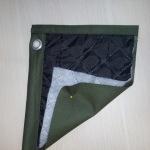 Гаражные шторы - оксфорд и синтепон
