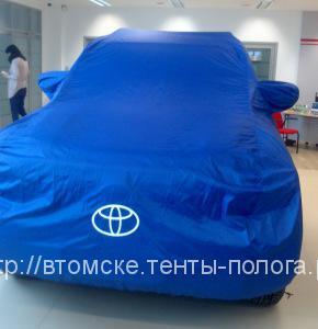 Модельный тент чехол для автомобиля Landcruiser Prado