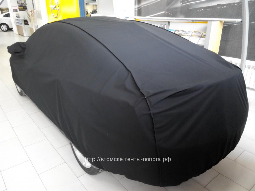 Изготовление тента-чехла на автомобиль Opel Insignia в Томске