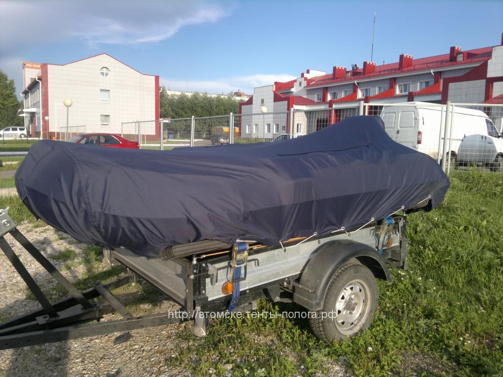Транспортировочный тент на лодку ПВХ «Gladiator»