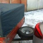 Изготовление тента на прицеп в Томске