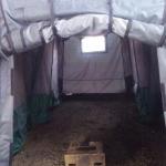 Пошив палатки охотника в Томске на заказ