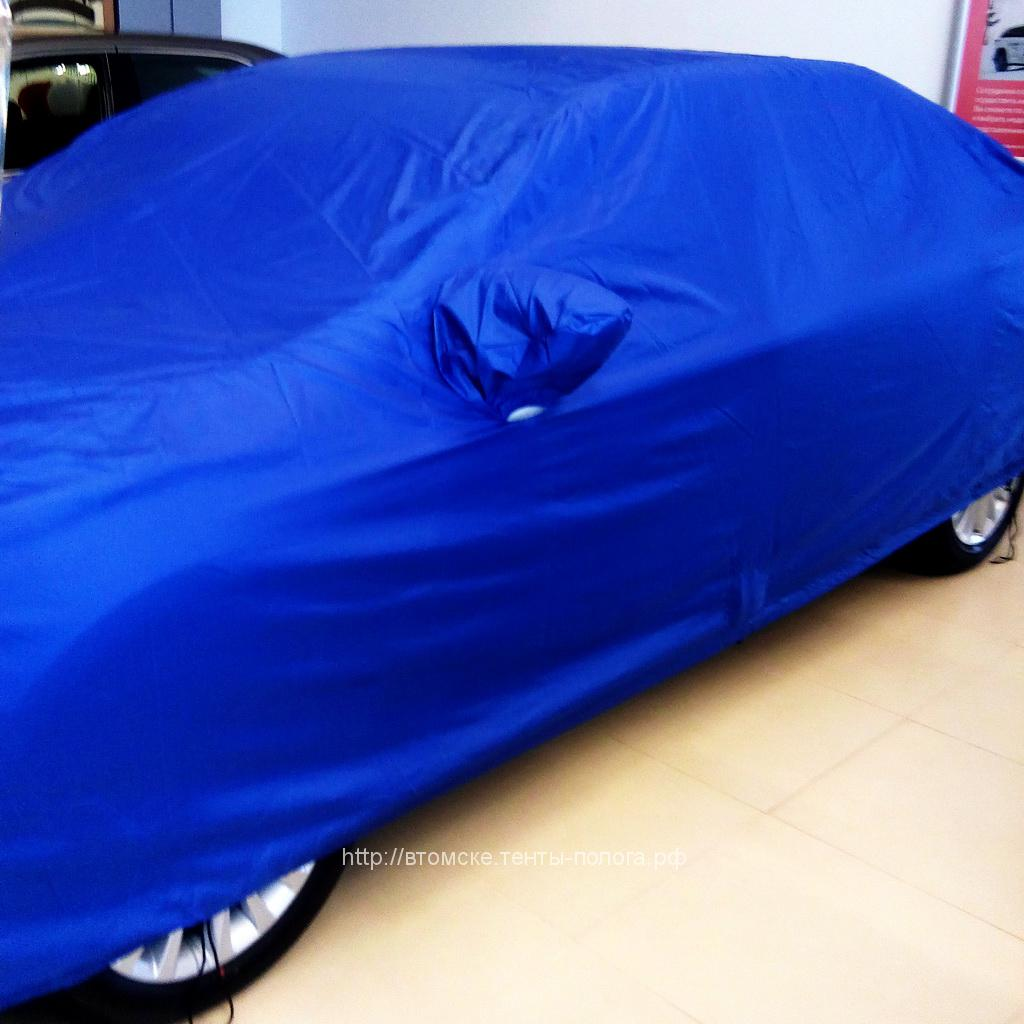 Защитный тент-чехол на автомобиль Toyota Camry