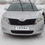 Маска-утеплитель радиатора на автомобиль Toyota Venza