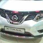 Утеплитель радиатора Nissan X-Trail