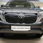 Утеплитель радиатора для автомобиля Toyota Prado