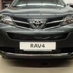 Утеплитель радиатора для автомобиля Toyota RAV 4