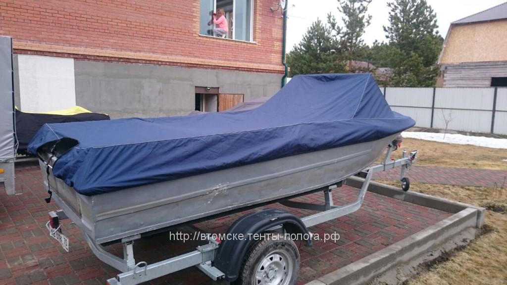 Транспортировочный тент на лодку «Крым»
