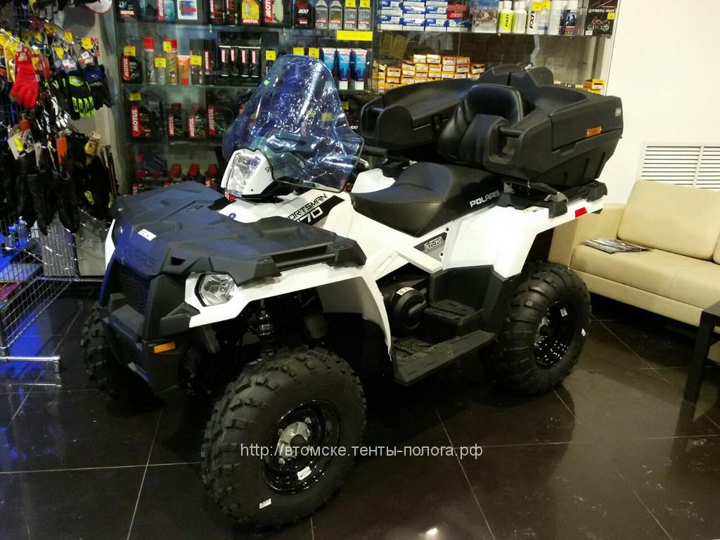 Пошив тента на квадроцикл Polaris Sportsman Touring 570 EFI